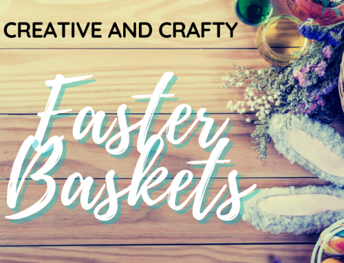 10 Creative and Crafty Easter Basket Ideas