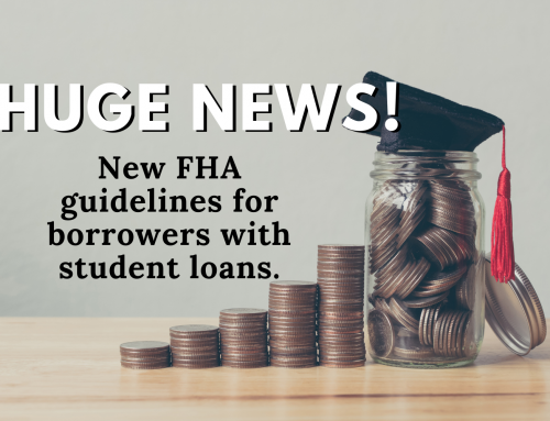 Michigan FHA Lender Says New Student Loan Guidelines Can Help More Borrowers Qualify